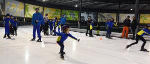 Clubkampioenschap schaatsen