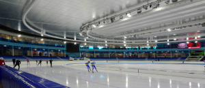 Groep Theo in Thialf