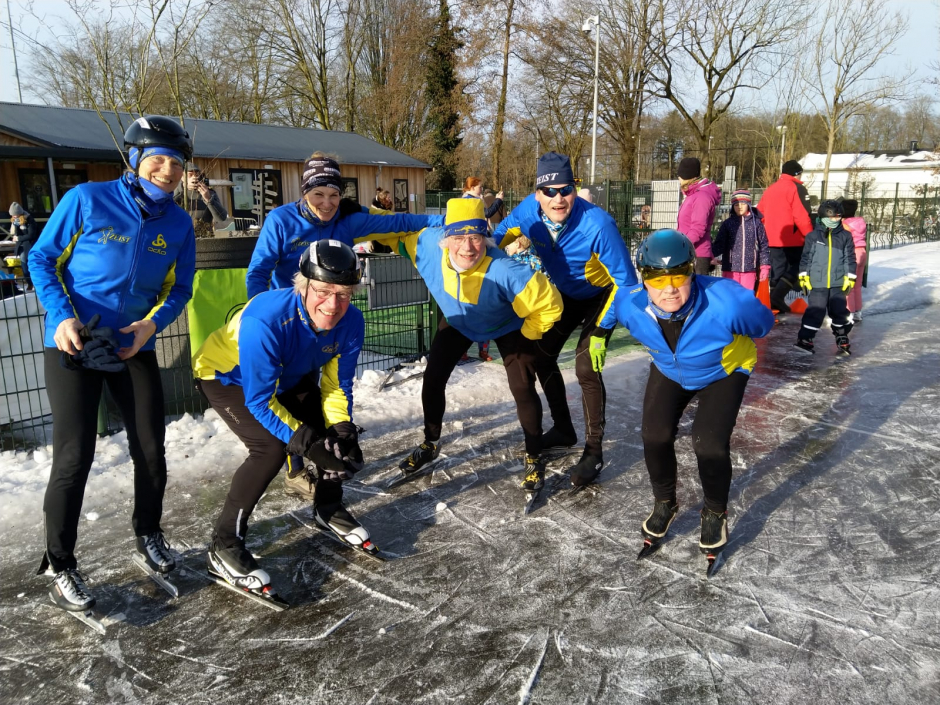 Veel schaatsplezier op Blikkenburg