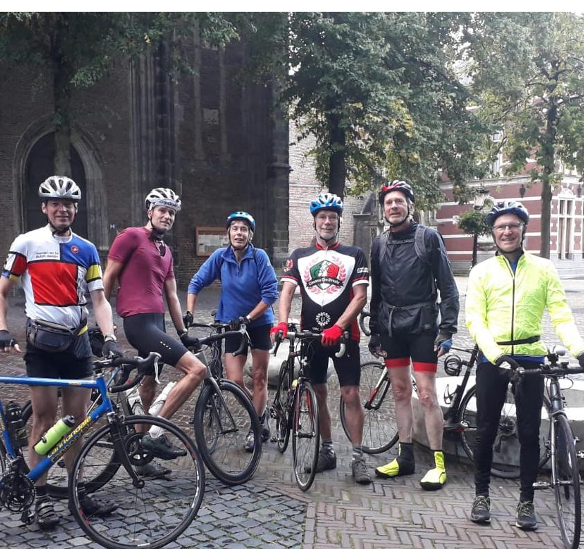 Elfsteden fietstocht